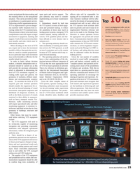 Maritime Reporter Magazine, page 23,  Dec 2013 valida-tion services