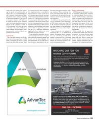 Maritime Reporter Magazine, page 25,  Dec 2013 green technology
