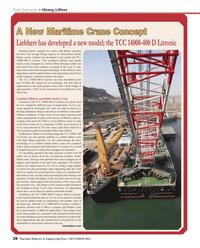 Maritime Reporter Magazine, page 28,  Dec 2013 Black Sea