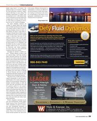 Maritime Reporter Magazine, page 29,  Dec 2013 America