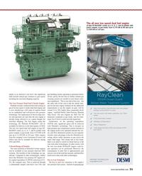 Maritime Reporter Magazine, page 31,  Dec 2013 W??rtsil?? Ship Power