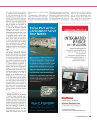 Maritime Reporter Magazine, page 33,  Dec 2013 sure dual-fuel technology