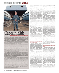 Maritime Reporter Magazine, page 36,  Dec 2013 Michael Monsoor