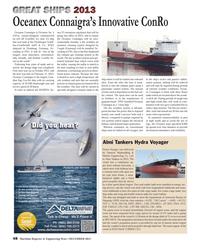 Maritime Reporter Magazine, page 48,  Dec 2013 energy sav