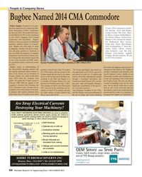 Maritime Reporter Magazine, page 54,  Dec 2013 ??ivind Lorentzen , III