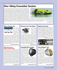 Maritime Reporter Magazine, page 57,  Dec 2013 Royal Navy