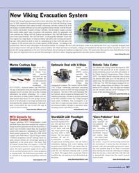 Maritime Reporter Magazine, page 57,  Dec 2013 Royal Navy