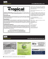 Maritime Reporter Magazine, page 60,  Dec 2013 healthcare