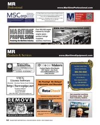 Maritime Reporter Magazine, page 62,  Dec 2013 R P R.J. Mellusi & Co.