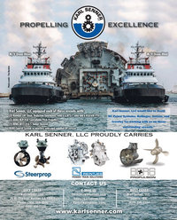 Maritime Reporter Magazine, page 4th Cover,  Dec 2013