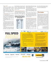 Maritime Reporter Magazine, page 13,  Jan 2014