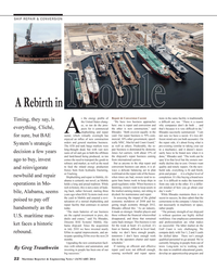 Maritime Reporter Magazine, page 22,  Jan 2014