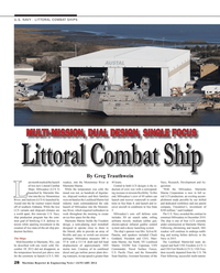 Maritime Reporter Magazine, page 28,  Jan 2014