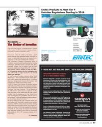 Maritime Reporter Magazine, page 37,  Jan 2014