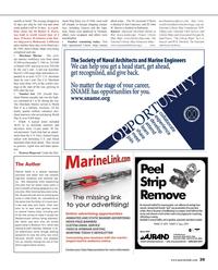 Maritime Reporter Magazine, page 39,  Jan 2014