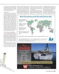 Maritime Reporter Magazine, page 43,  Jan 2014