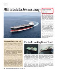 Maritime Reporter Magazine, page 48,  Jan 2014
