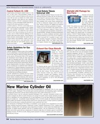 Maritime Reporter Magazine, page 54,  Jan 2014
