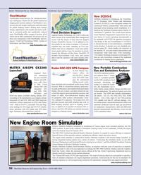 Maritime Reporter Magazine, page 56,  Jan 2014