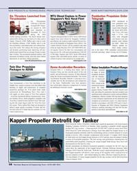 Maritime Reporter Magazine, page 58,  Jan 2014