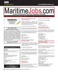 Maritime Reporter Magazine, page 60,  Jan 2014