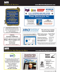 Maritime Reporter Magazine, page 63,  Jan 2014