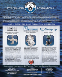 Maritime Reporter Magazine, page 4th Cover,  Jan 2014