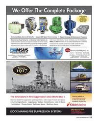 Maritime Reporter Magazine, page 15,  Feb 2014
