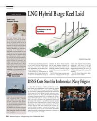Maritime Reporter Magazine, page 20,  Feb 2014