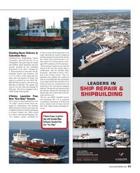 Maritime Reporter Magazine, page 21,  Feb 2014
