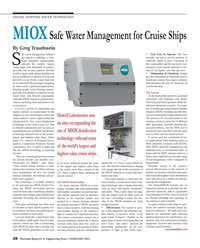 Maritime Reporter Magazine, page 28,  Feb 2014