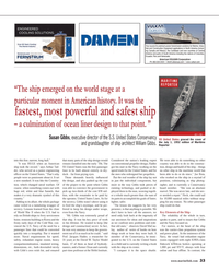 Maritime Reporter Magazine, page 33,  Feb 2014 Construction Equipment