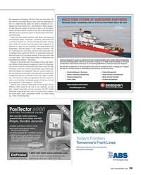 Maritime Reporter Magazine, page 39,  Feb 2014