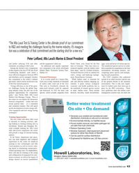 Maritime Reporter Magazine, page 43,  Feb 2014