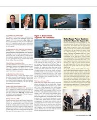 Maritime Reporter Magazine, page 53,  Feb 2014