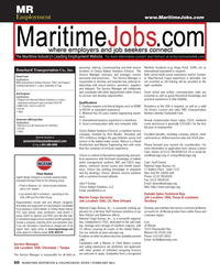 Maritime Reporter Magazine, page 60,  Feb 2014