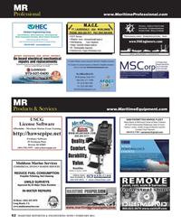 Maritime Reporter Magazine, page 62,  Feb 2014