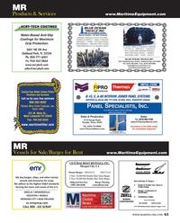 Maritime Reporter Magazine, page 63,  Feb 2014