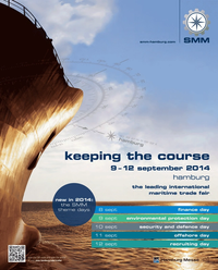 Maritime Reporter Magazine, page 3rd Cover,  Feb 2014