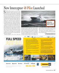 Maritime Reporter Magazine, page 13,  Mar 2014 radio communications