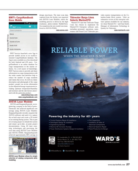 Maritime Reporter Magazine, page 27,  Mar 2014