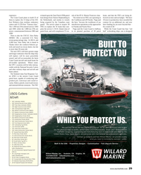 Maritime Reporter Magazine, page 29,  Mar 2014