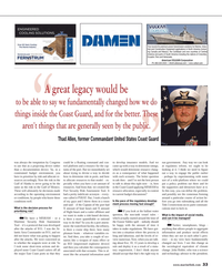 Maritime Reporter Magazine, page 33,  Mar 2014 east coast
