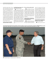 Maritime Reporter Magazine, page 34,  Mar 2014 Russel Honore