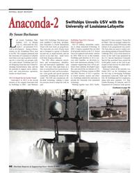 Maritime Reporter Magazine, page 46,  Mar 2014 U.S.