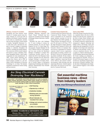Maritime Reporter Magazine, page 50,  Mar 2014