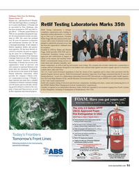 Maritime Reporter Magazine, page 51,  Mar 2014 simulation
