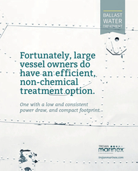 Maritime Reporter Magazine, page 3rd Cover,  Mar 2014