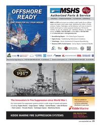 Maritime Reporter Magazine, page 15,  Apr 2014