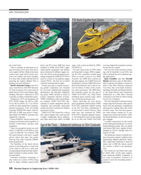 Maritime Reporter Magazine, page 16,  Apr 2014 The Times